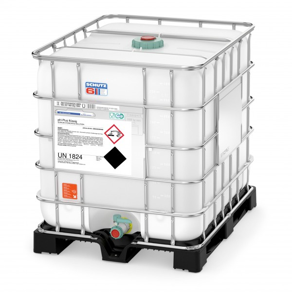 pH-Plus flüssig (1200kg IBC Container)