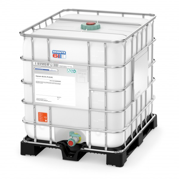 Glycerin 86,5% Ph.Eur (1200kg Container)